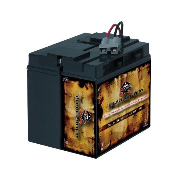 Pirate Battery
